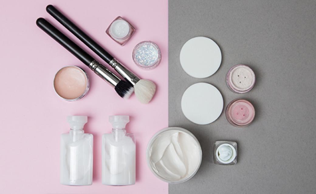 International cosmetics wholesale business