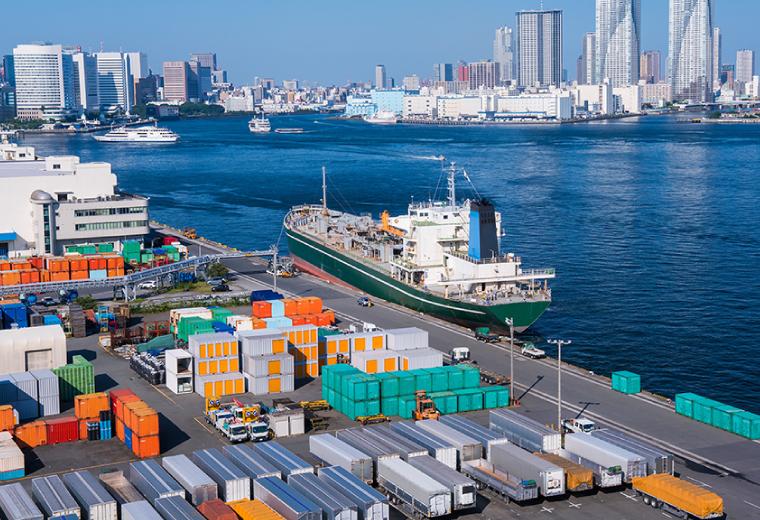 Import transactions