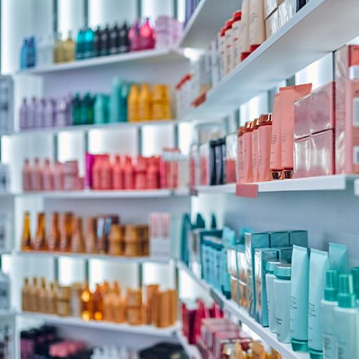 化粧品卸事業
